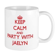 Keep Calm and Party with Jaelyn Mugs
