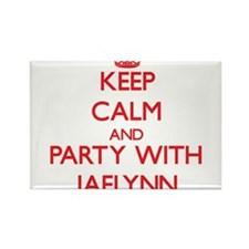 Keep Calm and Party with Jaelynn Magnets