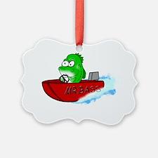 Mr Bass Ornament