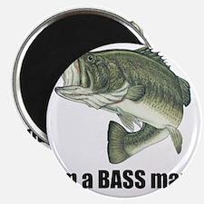 bass man Magnet