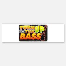 Bass Guitar Bumper Bumper Sticker