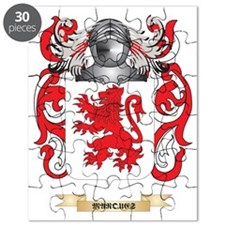 Marques Coat of Arms - Family Crest Puzzle