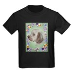 Clumber Spaniel Kids Dark T-Shirt