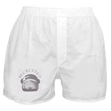 'Recruited' Toaster Boxer Shorts