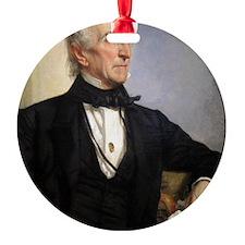 John  Tyler Ornament