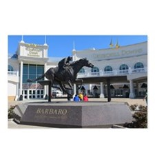 Barbaro Downs Postcards (Package of 8)