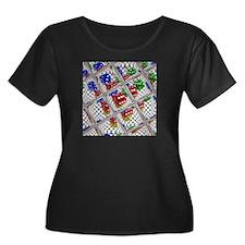 Eethg. Plus Size T-Shirt