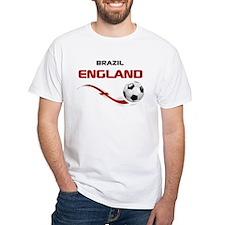 Soccer 2014 ENGLAND 1 Shirt