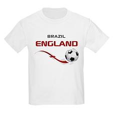 Soccer 2014 ENGLAND 1 T-Shirt