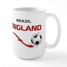 Soccer 2014 ENGLAND 1 Mug