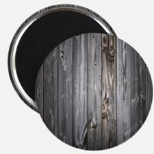 Gray Wood Plank Magnets