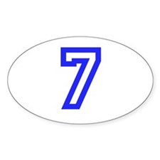 #7 Decal
