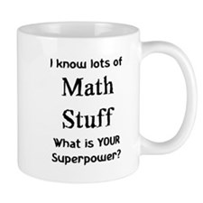 math stuff Mug