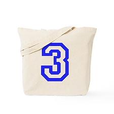 #3 Tote Bag