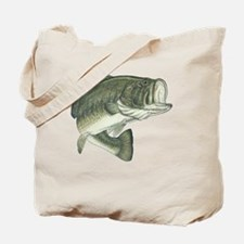 big bass Tote Bag