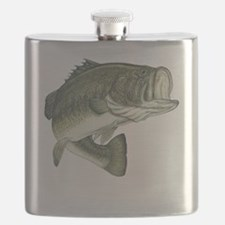 big bass Flask