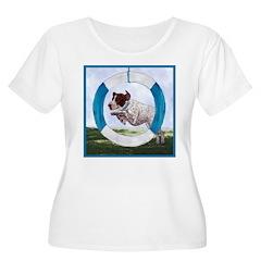 Agility German Shorthair Poin T-Shirt