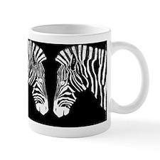 Grant's Zebra portrait: negative. Mug