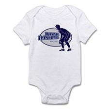 NY Baseball Don Silo Infant Bodysuit