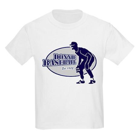 NY Baseball Don Silo Kids Light T-Shirt