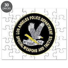 LAPD SWAT Puzzle