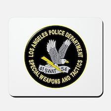 LAPD SWAT Mousepad