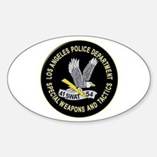 LAPD SWAT Decal