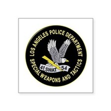 LAPD SWAT Sticker