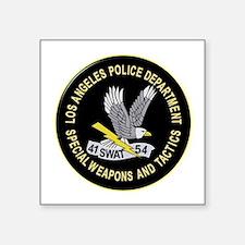 LAPD SWAT Sticker