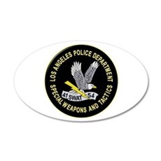 LAPD SWAT Wall Decal