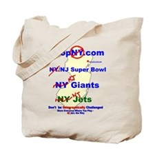 Cute Nj giants Tote Bag