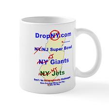 DropNY Super Bowl - mug Mugs