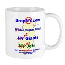 DropNY Super Bowl - mug Mugs