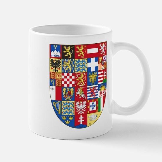 European Union Coat of Arms Mugs