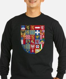 European Union Coat of Arms Long Sleeve T-Shirt