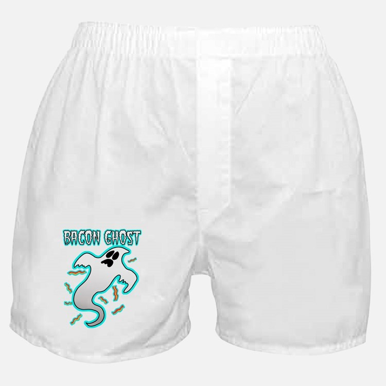 Bacon Ghost Boxer Shorts