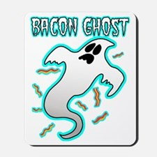 Bacon Ghost Mousepad