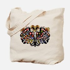 Holy Roman Empire Coat of Arms Tote Bag