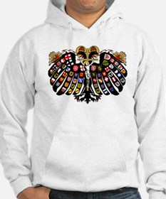 Holy Roman Empire Coat of Arms Hoodie