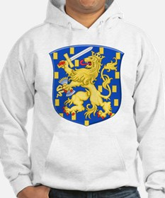 Royal Arms of the Netherlands Hoodie