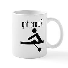 got crew? Mugs