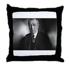 W. Wilson Throw Pillow