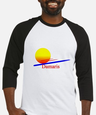 Damaris Baseball Jersey