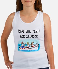 Real men Women's Tank Top