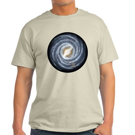 Milky Way Light T-Shirt