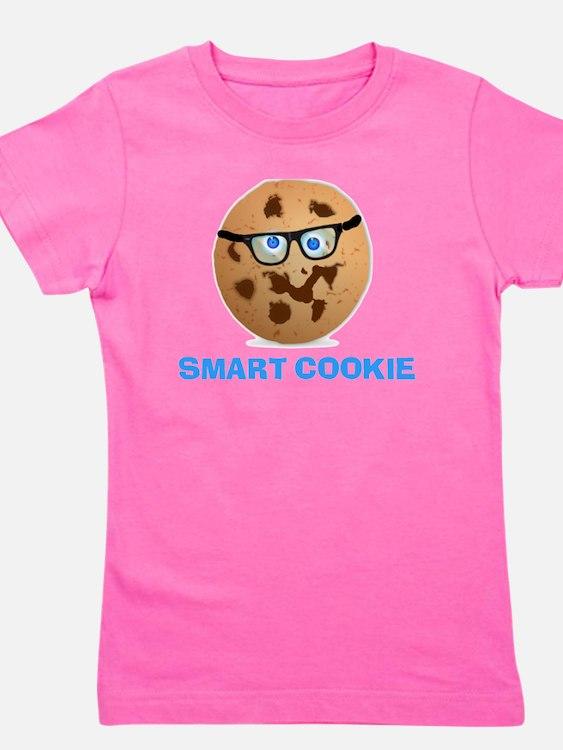 Smart Cookie Girl's Tee