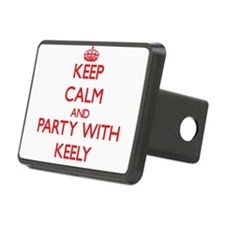 Keep Calm and Party with Keely Hitch Cover