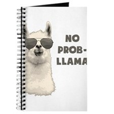 No Problem Llama Journal