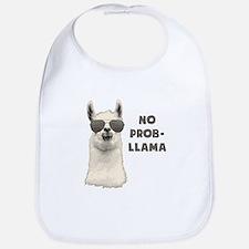 No Problem Llama Bib