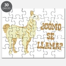 Como Se Llama? What is your name? Puzzle